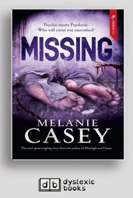 Missing by Melanie Casey