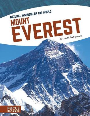 Natural Wonders: Mount Everest by Simons,,Lisa,M. Bolt