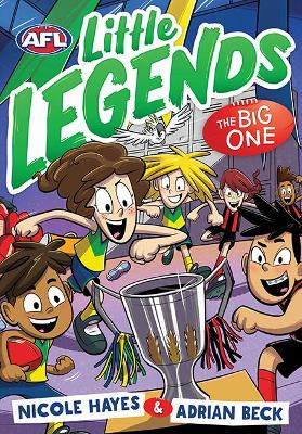The Big One!: Little Legends #4 by Adrian Beck