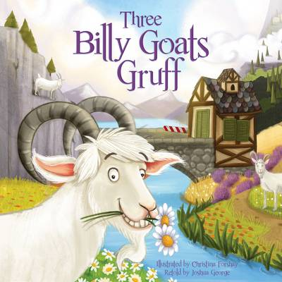 Three Billy Goats Gruff by Nat Lambert
