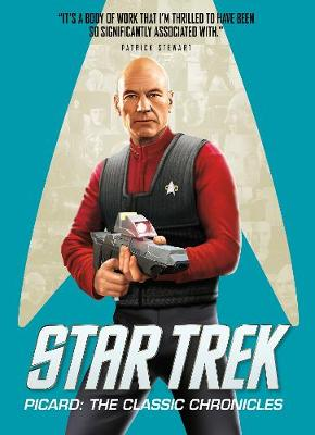 Star Trek Picard: The Classic Chronicles by Titan Books