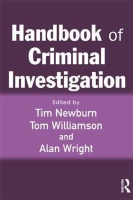 Handbook of Criminal Investigation book