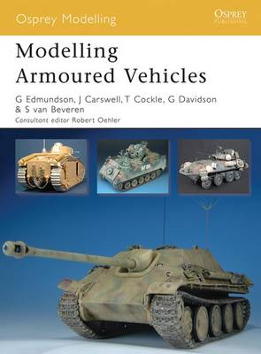 Modelling Armoured Vehicles book