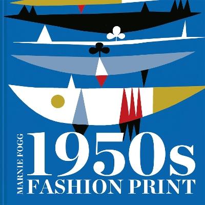 1950s Fashion Print book