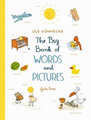 The Big Book Of Words and Pictures by Ole Konnecke