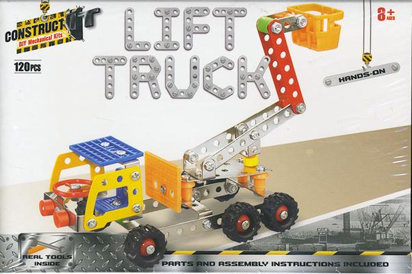 Construct It Kit: Lift Truck by