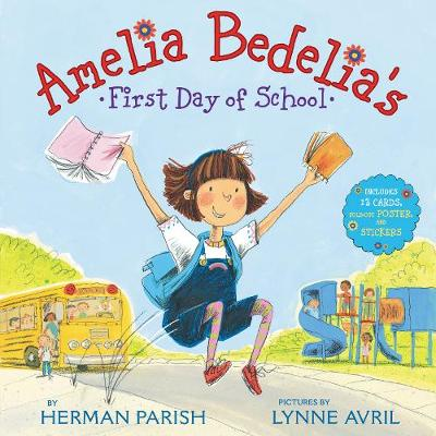 Amelia Bedelia's First Day of School Holiday book