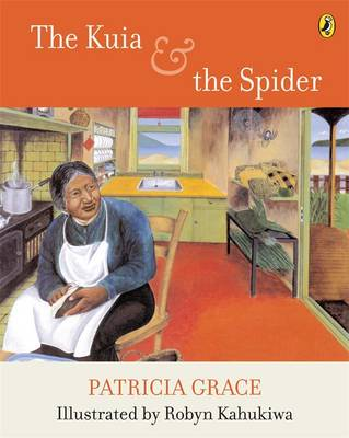 Kuia & The Spider book