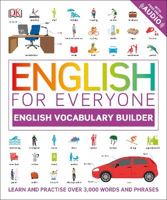 English for Everyone: English Vocabulary Builder book