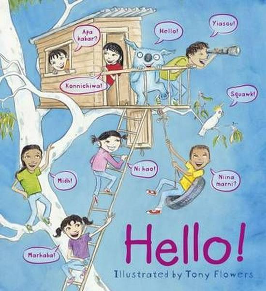Hello! by Tony Flowers