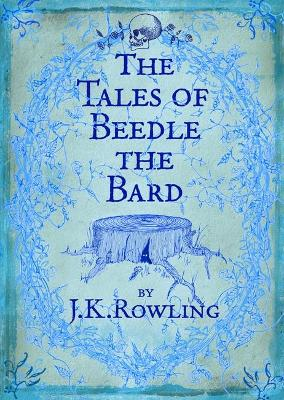 Tales of Beedle the Bard book
