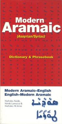 Modern Aramaic Dictionary & Phrasebook book