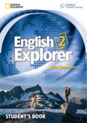English Explorer 2 with MultiROM: Explore, Learn, Develop by Helen Stephenson