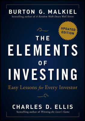 Elements of Investing, Updated Edition by Burton G. Malkiel