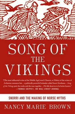 Song of the Vikings by Nancy Marie Brown