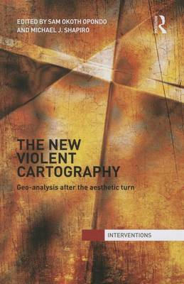 The New Violent Cartography by Samson Opondo