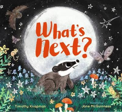 What's Next? by Timothy Knapman