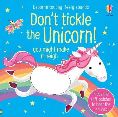 Don't Tickle the Unicorn! book