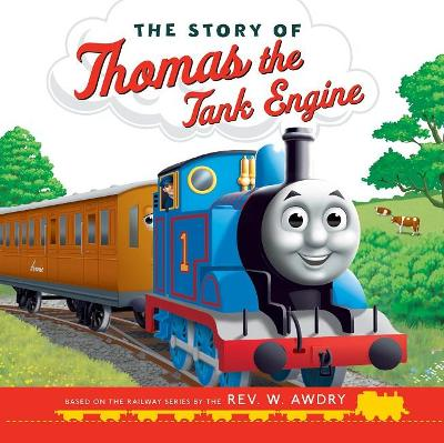 The Story of Thomas the Tank Engine book