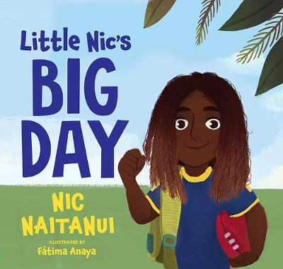 Little Nic's Big Day book