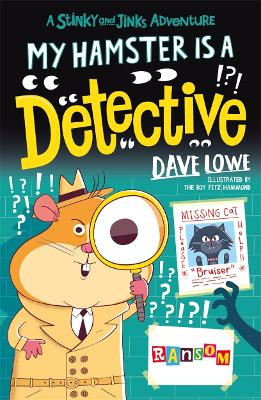 My Hamster is a Detective book