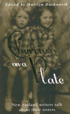 Cherries on a Plate by Marilyn Duckworth