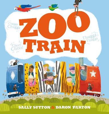 Zoo Train book