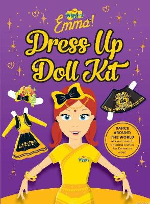 The Wiggles Emma!: Dance Around the World Dress Up Kit by The Wiggles