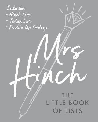 Mrs Hinch: The Little Book of Lists book