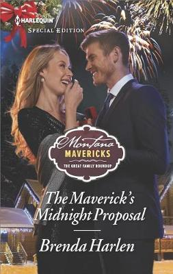 The Maverick's Midnight Proposal by Brenda Harlen