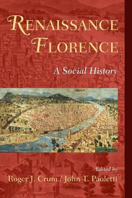 Renaissance Florence book