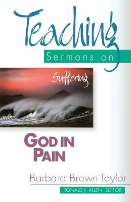 God in Pain by Barbara Brown Taylor