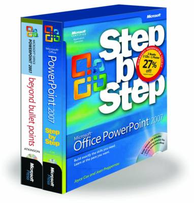 The Presentation Toolkit: Microsoft Office PowerPoint 2007 Step by Step and Beyond Bullet Points by Cliff Atkinson
