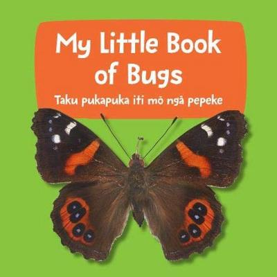 My Little Book of Bugs by