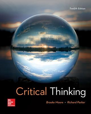 LooseLeaf for Critical Thinking by Richard Parker