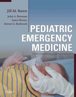 Pediatric Emergency Medicine by Steven Rothrock