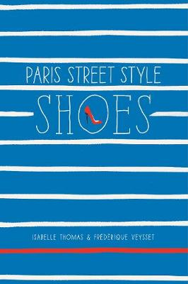 Paris Street Style: Shoes by Isabelle Thomas