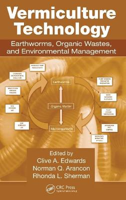 Vermiculture Technology by Clive A. Edwards