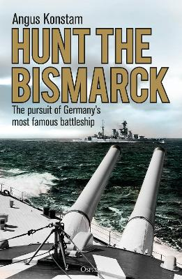 Hunt the Bismarck: The pursuit of Germany's most famous battleship book
