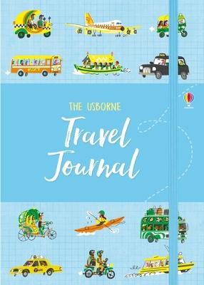 The Usborne Travel Journal by Rose Hall