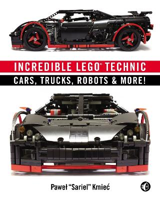 Incredible Lego Technic by Pawel 'sariel' Kmiec
