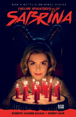 Chilling Adventures Of Sabrina book