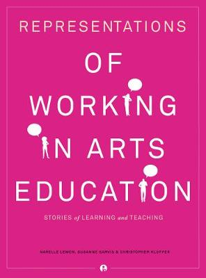 Representations of Working in Arts Education book