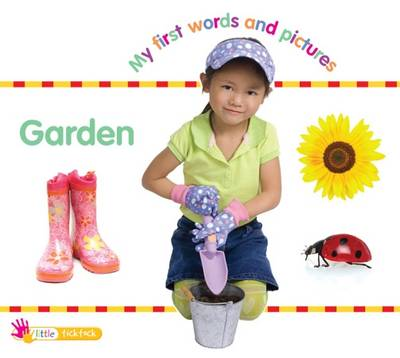My First Words Garden by null