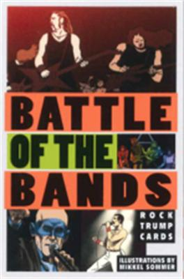 Battle of the Bands by Stephen Ellcock