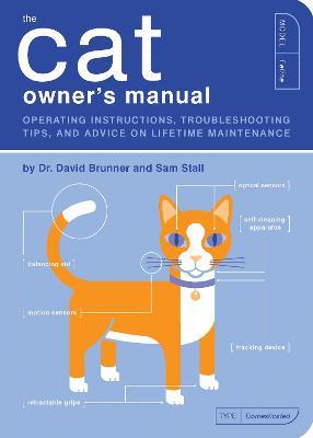 Cat Owner's Manual book