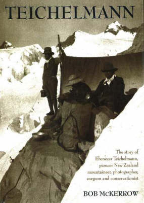 Ebenezer Teichelmann: Cutting Across Continents book