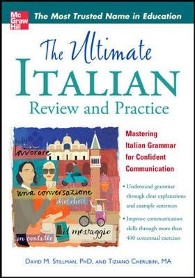 The Ultimate Italian Review and Practice by David Stillman