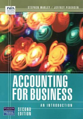 Accounting for Business by Stephen Marley