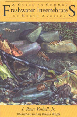 Guide to Common Freshwater Invertebrates of North America by J.Reese Voshell